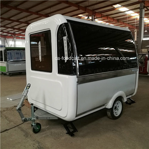 Multifunction Mobile Food Trailer, Food Van