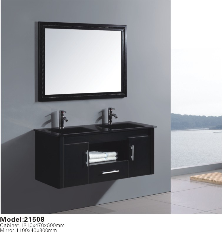 wall hung bathroom cabinet vanity 21508 china bathroom vanity