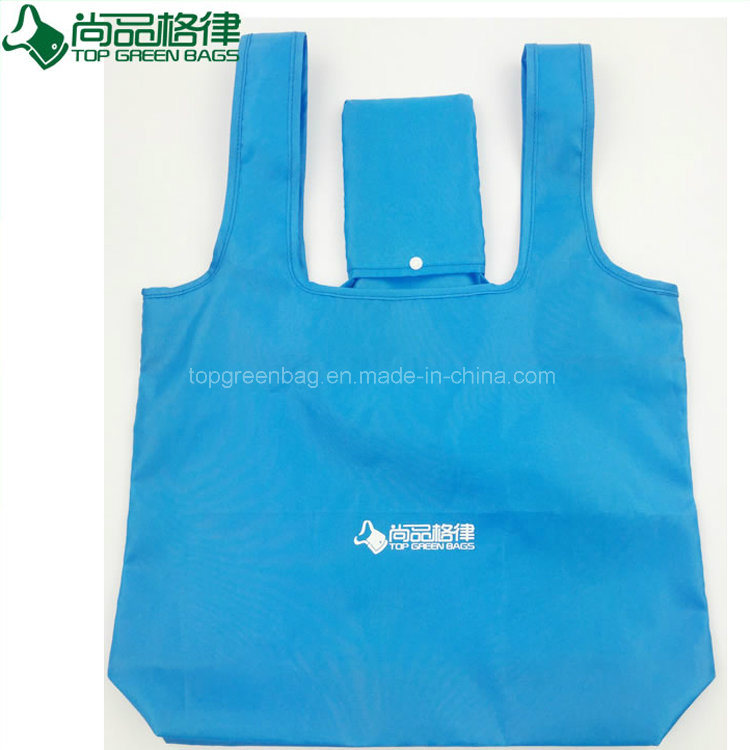 Fashionable Tear-Proof Gift Tote Polyester Bag (TP-SP494)