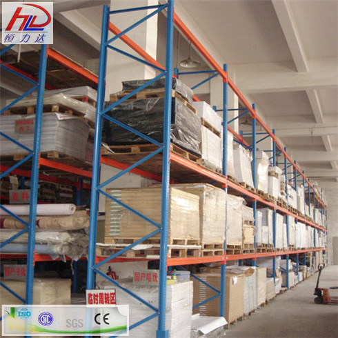 Storage System Heavy Duty Very Narrow Aisle Pallet Racking