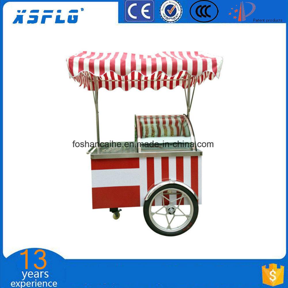 2018 New Style Xsflg-Ice Cream Stick Popsicle Cart-CE