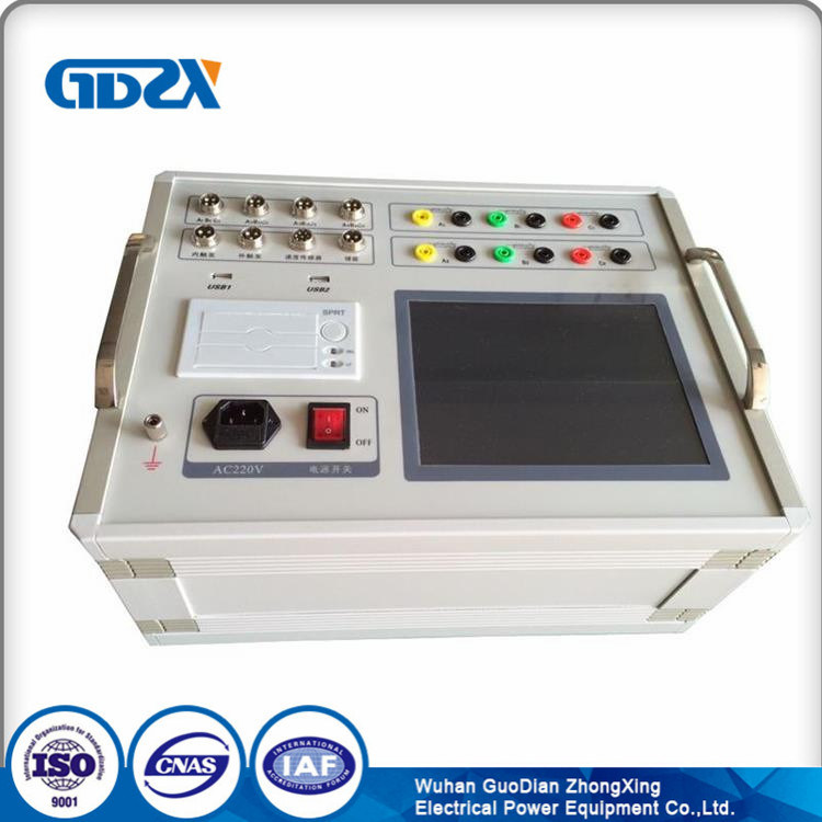 ZXKC-HB Circuit Breaker Dynamic Characteristics Analyzer