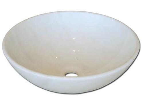 New Italian Bathroom Marble Stone Sink Washing Basin