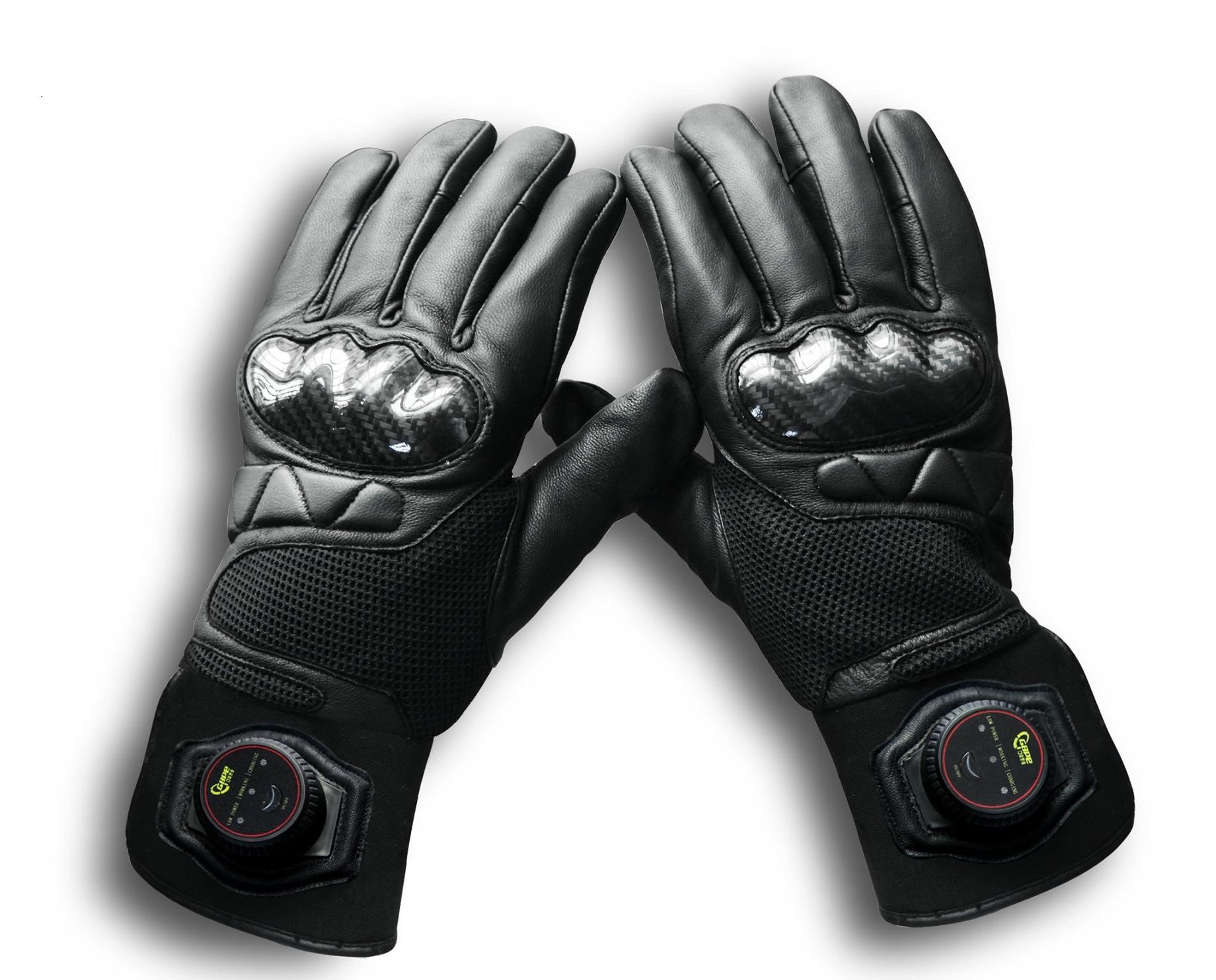 Fuyuda Low-Voltage Police Law Enforcement Anti-Riot Hunting Taser Gloves Military Tactical Anti-Cutting Gloves