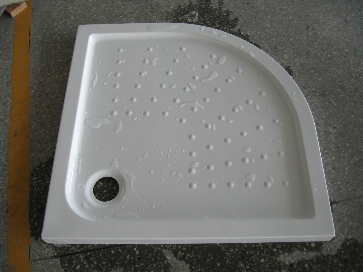 Sector Acrylic Shower Tray, Acrylic Shower Plate, Acrylic Shower Floor