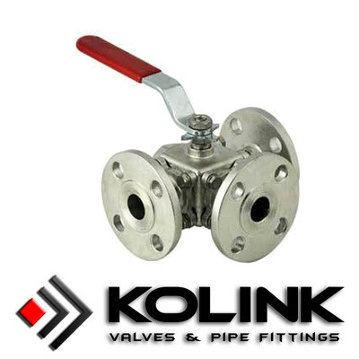 Trunnion Mounted Ball Valve, API 6D, PED/Ce Certificated