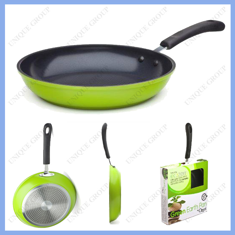 China The 10 Quot Green Earth Frying Pan By Ozeri With Smooth
