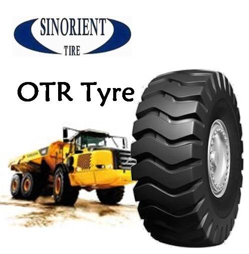 Earthmover Tire, Loader Tire