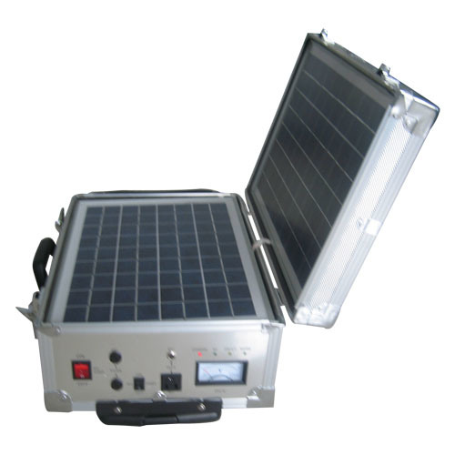 China Portable Solar Power Kit (EN027A) - China Portable Solar Power ...