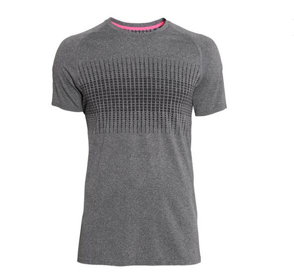 Customize Seamless Quick Dry T Shirt