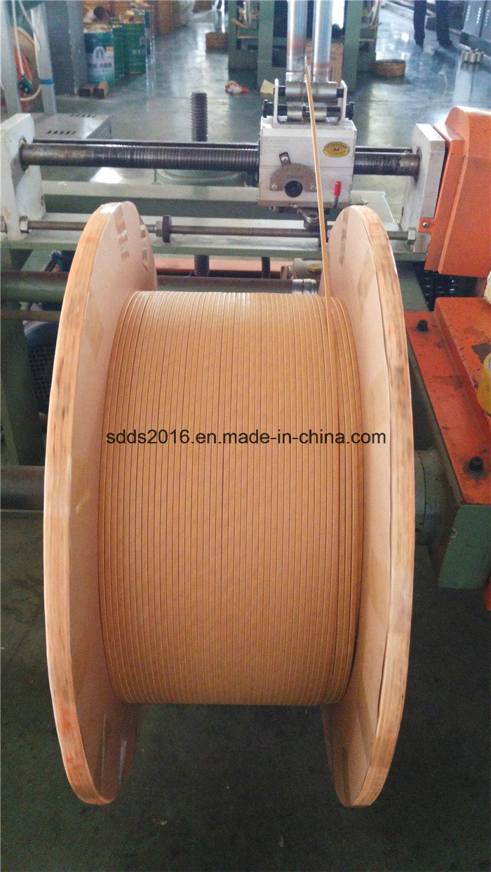 Glass-Fiber Covered Magnet Wire 2.12*3.75mm
