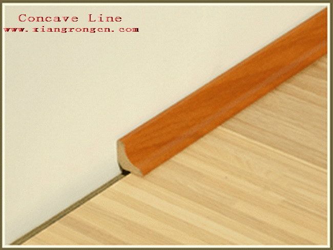 concave line accessories of laminate flooring xrdm. Black Bedroom Furniture Sets. Home Design Ideas