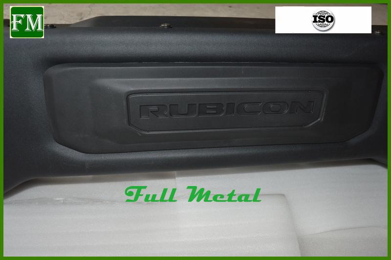 Wrangler Mopar Rubicon 10th Anniversary Front Bumper for Jeep