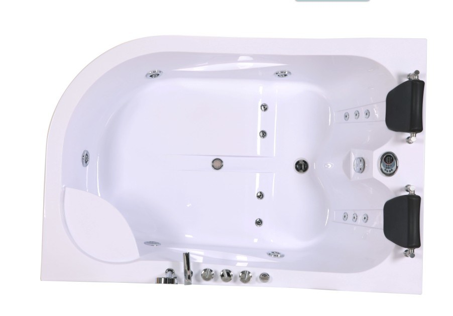 Double People Hydromassage Water Pool Bath Tub (JS-8631)