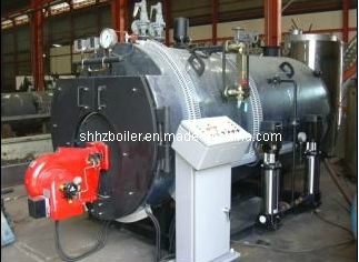 Gas, Oil, Coal-Fired Steam Boiler (500kg/h~10000kg/h steam output)