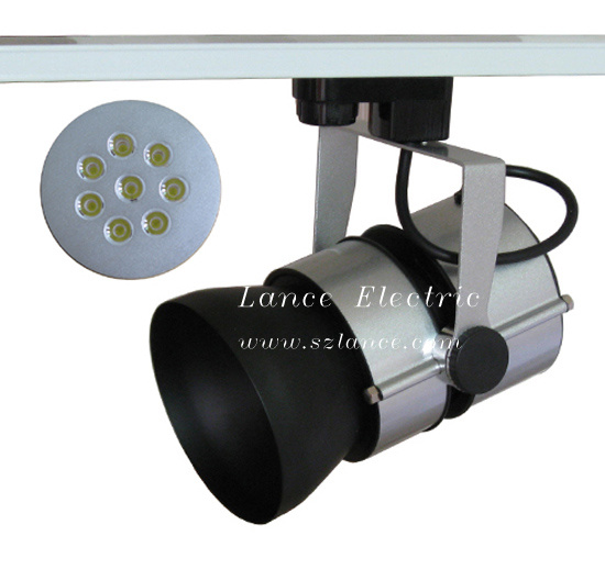 china 220v led track light led 220v track lighting le tsp015 5w 6w 7w 8w china led track