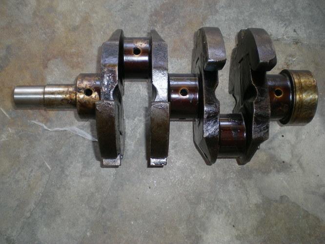 T25 Crankshaft