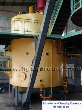 Vegetable Oil Solvent Extraction - China Oil Extraction, Solvent ...