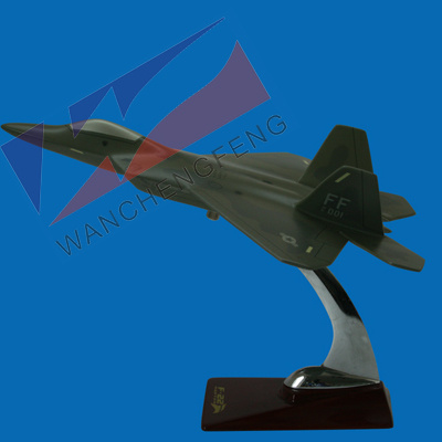 Fighter Model (F-22)