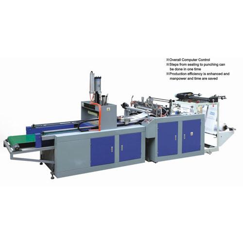 High Speed Hot Cutting Bag Machine (SSH-700)