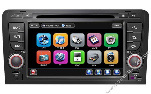 china gps dvd navigation system for audi a3 china audi a3 gps audi a3 dvd. Black Bedroom Furniture Sets. Home Design Ideas
