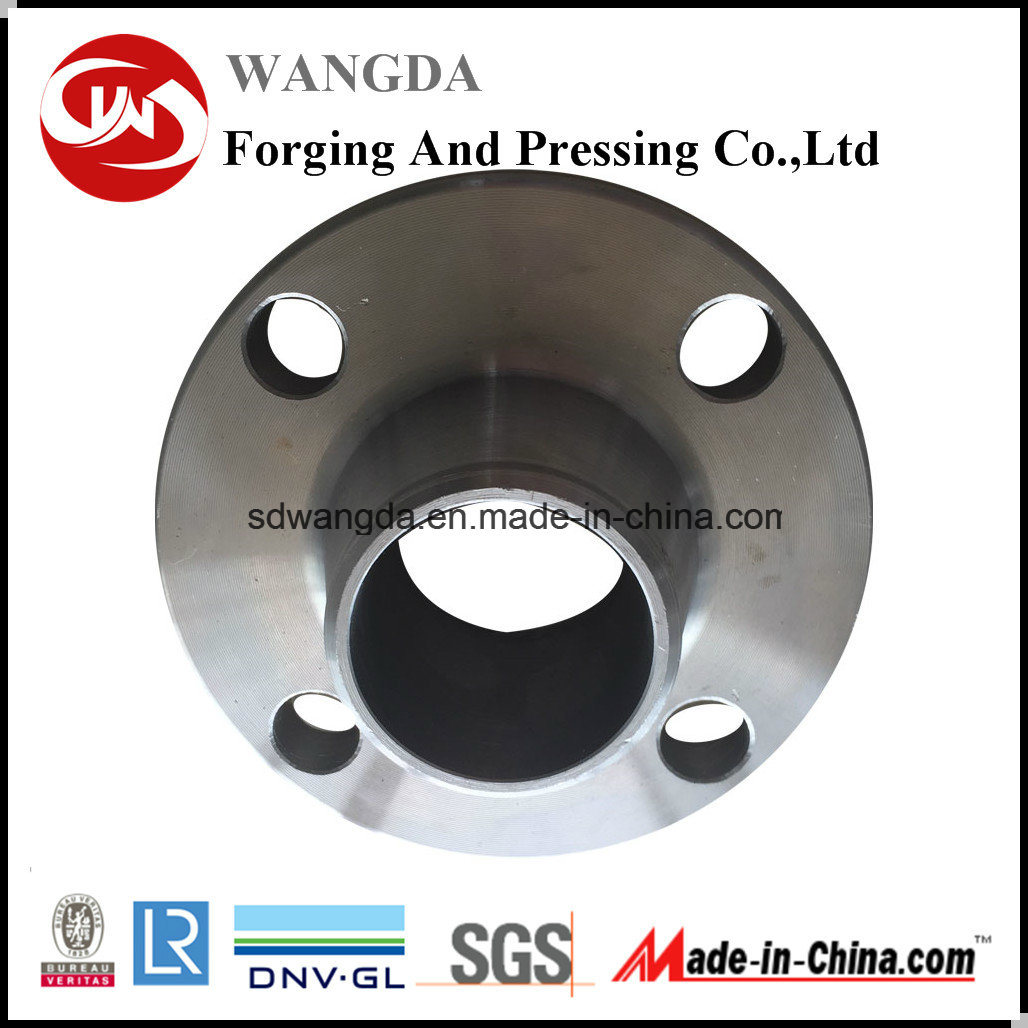 ANSI DIN Carbon Steel Welding Neck Forged Pipe Fittings Flanges