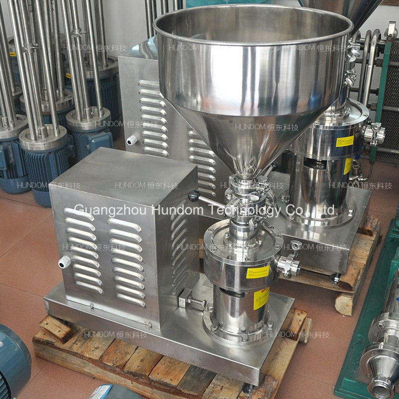 Food Grade Powder and Liquid Mixer