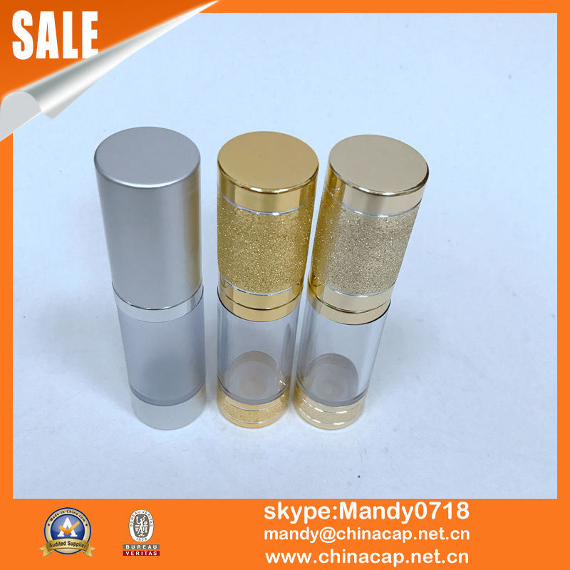 15ml30ml50ml Aluminum Airless Perfume Bottle for Cosmetic Packaging