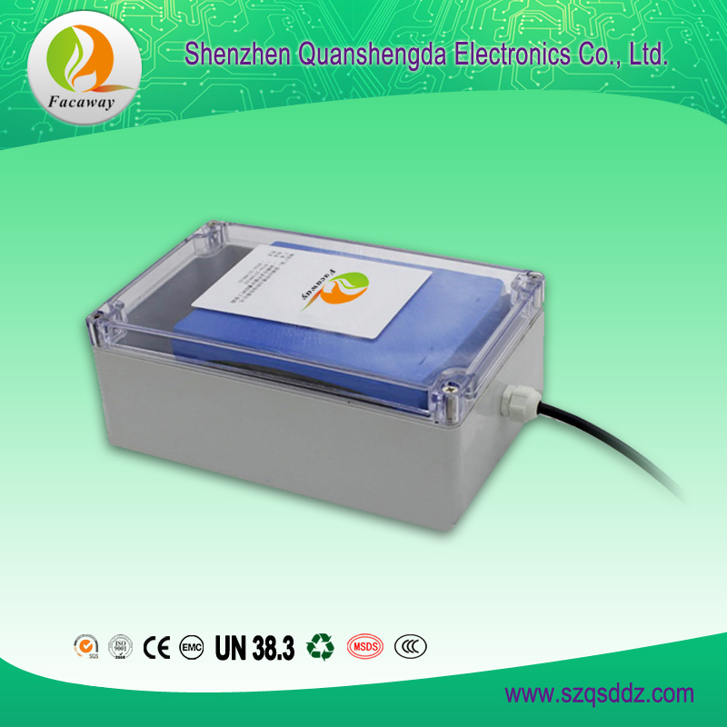 (QSD-36) 12V/36ah Energy Storage 26650 Lithium Battery Pack