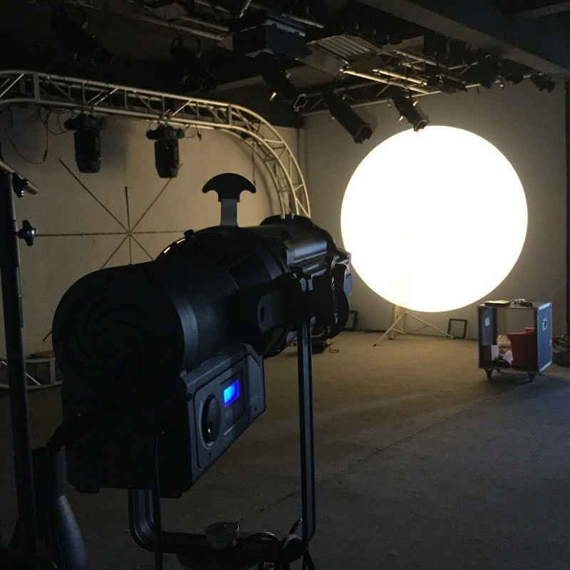 150W LED Zoom Profile Spot Ellipsoidal Light for Stage Lighting