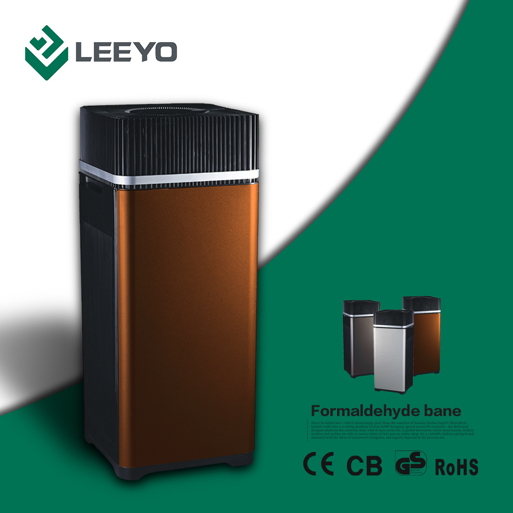 High Efficiency Air Purifier Cleaner Ionizer