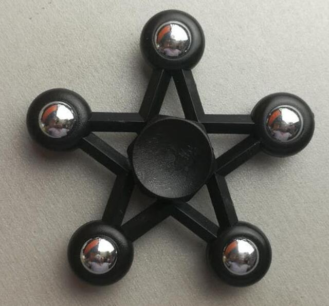 Wholesale Hand Spinner Toys Finger Spinner Relieves Stress and Anxiety