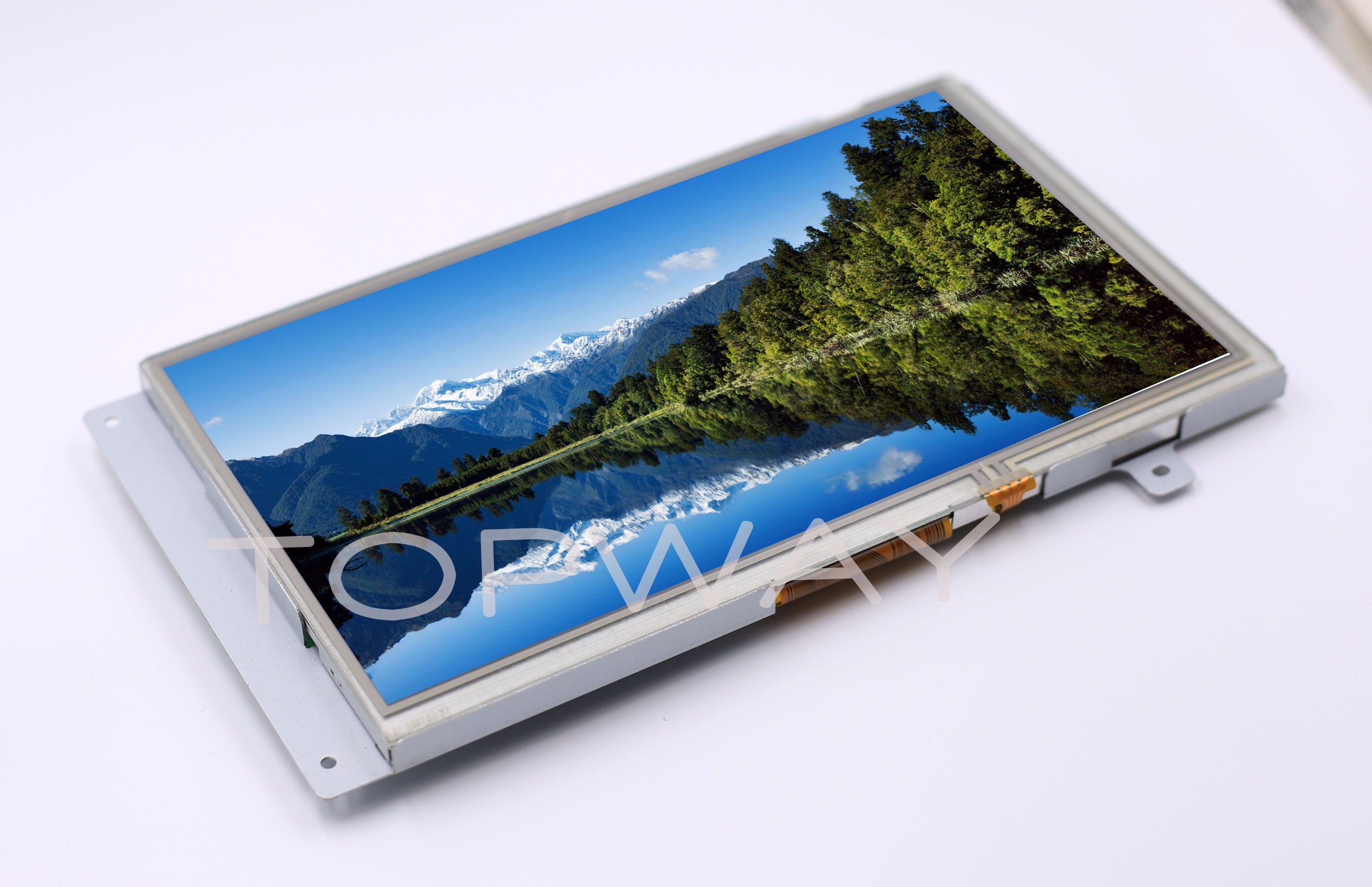 "800X480 9"" TFT LCD Display RS232 Interface Smart LCD Module (HMT090ATA-C)"