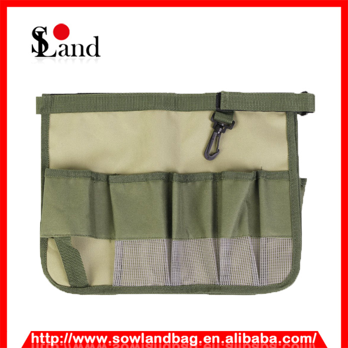 Multifunctional Waist Tool Bag for Indoor and Outdoor Use