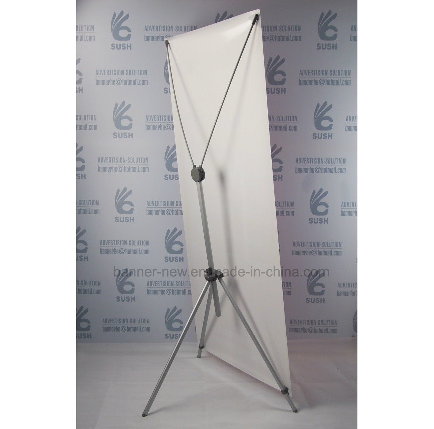 Easy Adjustable X Stand X Banner Stand