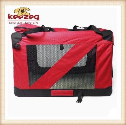 Durable Pet Dog Soft Great Kennel/ Foldable Dog Houses/Pet Travelling Carrier (KDS018)