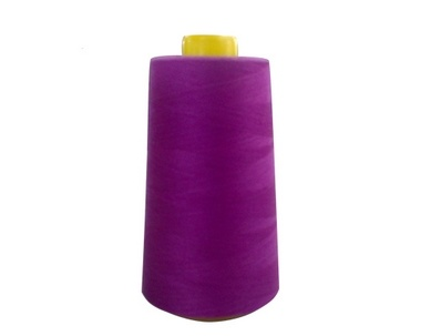China Factory Wholesale Dyed and Raw Polyester Spun Yarn