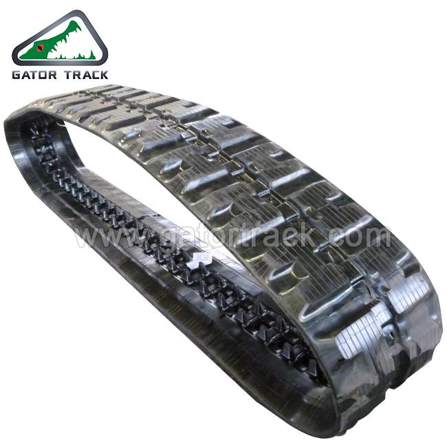 Rubber Tracks Excavator Tracks (B250X72)