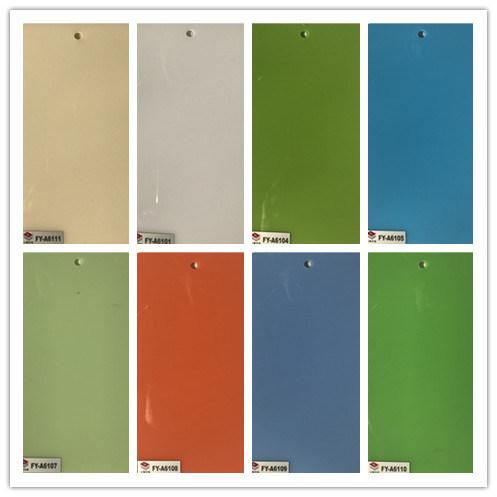 Color Acrylic Board