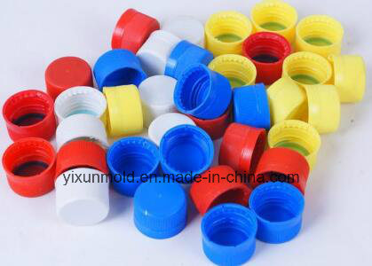 Customized Mouled Plastic Injection Water Bottle Cosmetics Cap