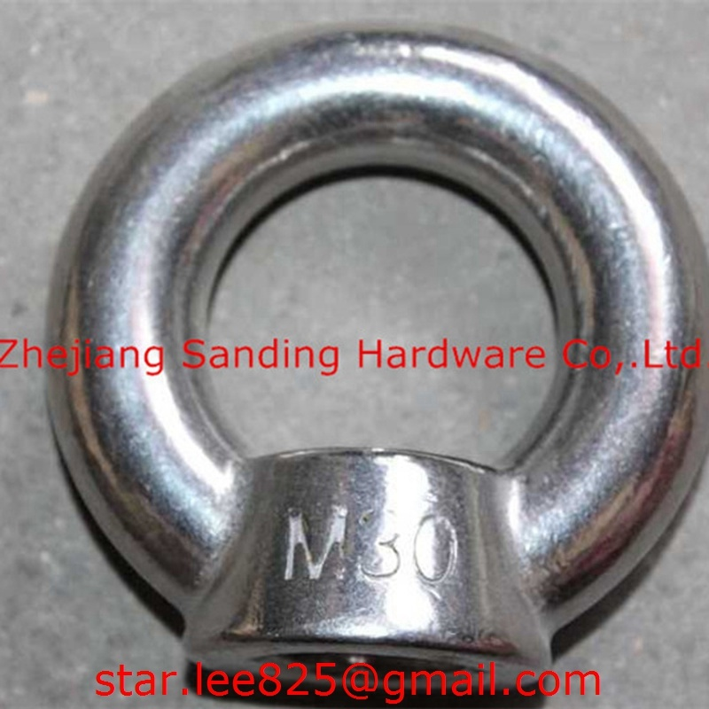 Carbon Steel Class8.8 Zinc Plated DIN580 Eye Bolts