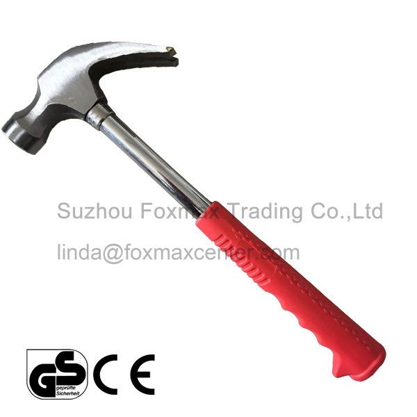 Claw Hammer Steel Tubular Handle (FM-12)