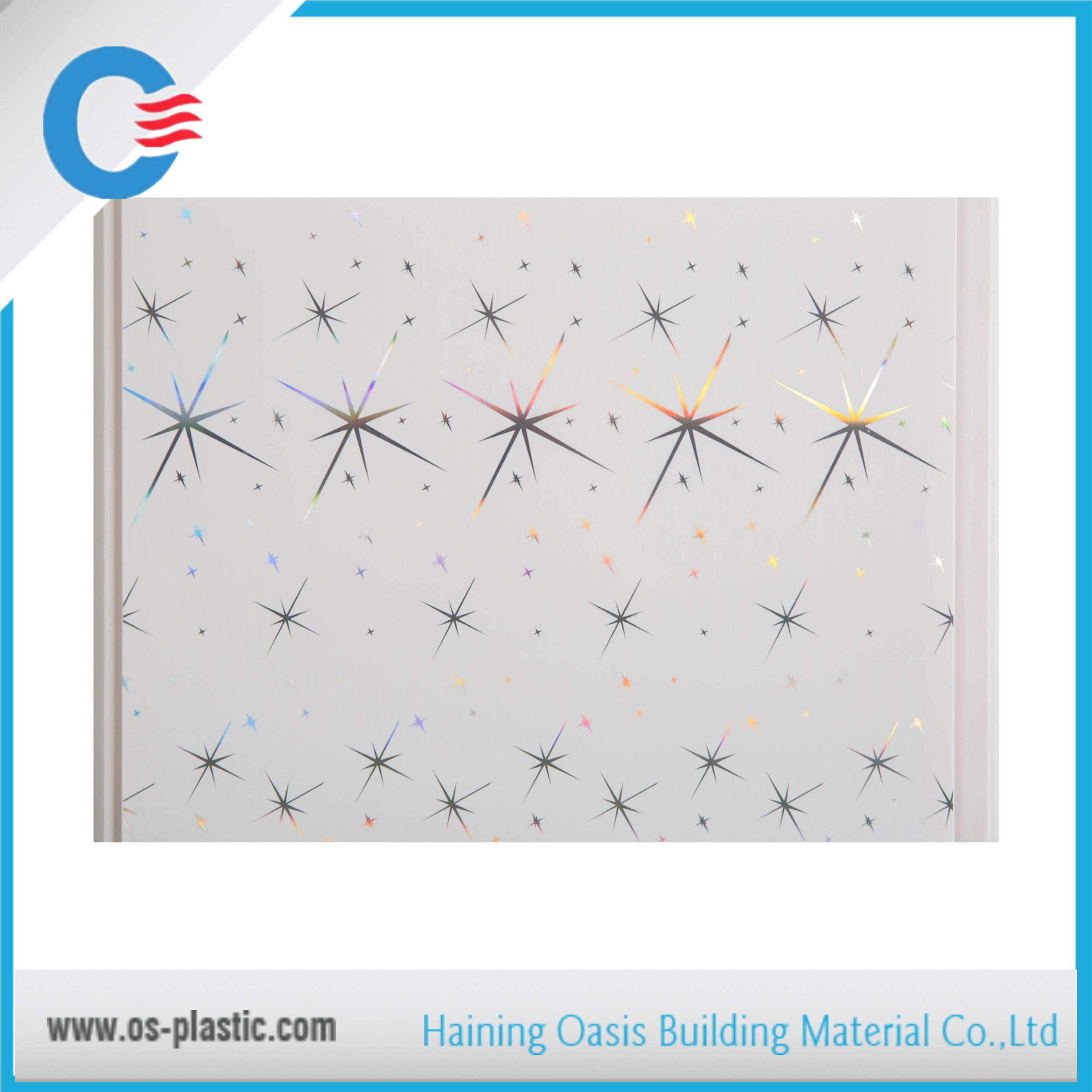 Fashion Design PVC Wall Panel Ceiling Panel PVC Panels