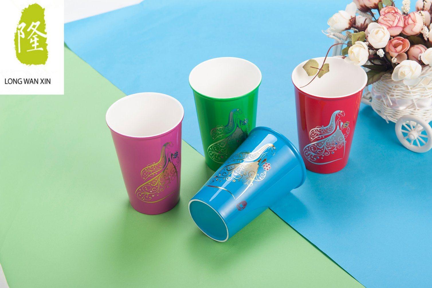 Personalized Sparkling Color Ceramic Coffee Mug