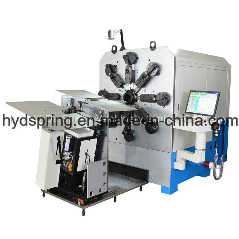 Cost-Effective Combined Machine of Wire Forming Machine and CNC Spring Machine