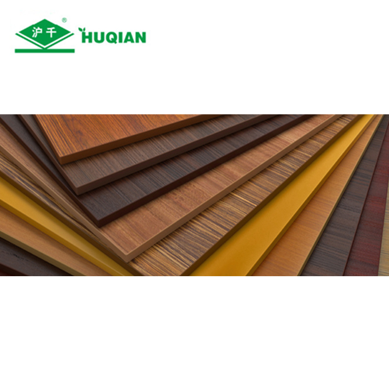 Cheap 2.5mm Melamine Hardboard Sheets for Furniture and Decoration Usage