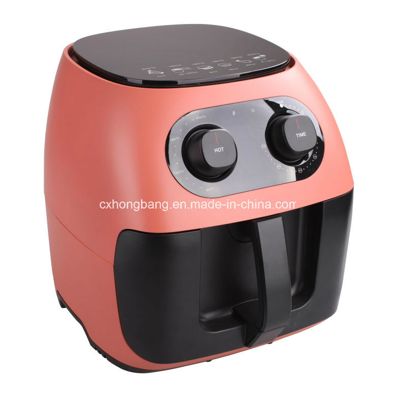 Large Capacity Electrical Air Fryer Without Oil and Fat (HB-806)