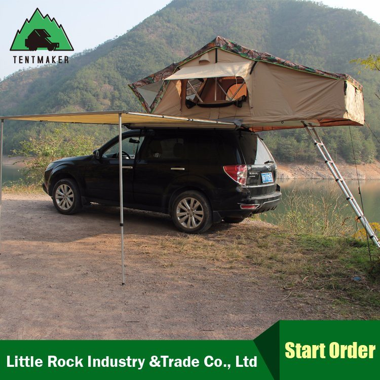 2017 New Style Sunlight UV Resistant & Waterproof Car Awning