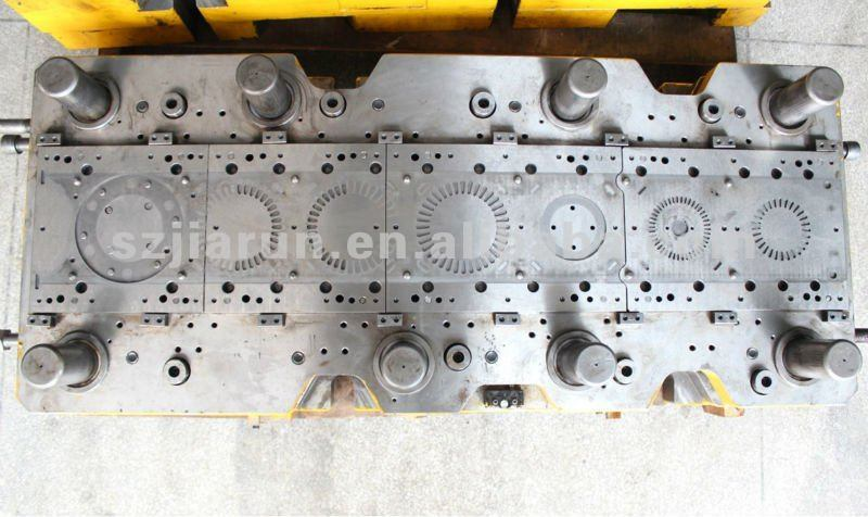 Single Double Progressive Stamping Punching Tool Die Mould
