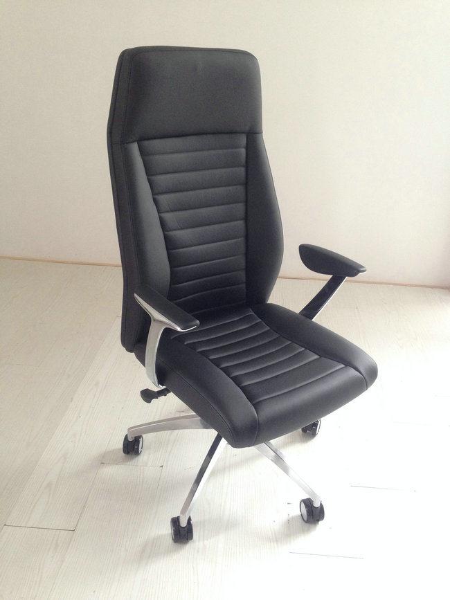 Luxury Balck High Back Executive Computer Desk Chair